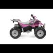 Polaris Outlaw Pink Power 12V  - elektromos gyermekquad + ingyenes szállítással