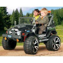 Gaucho SuperPower 24V - elektromos gyermekautó + Ingyenes kiszállítás