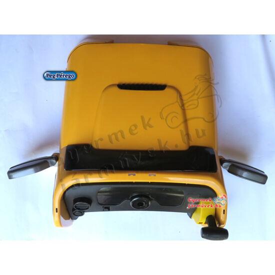 Adventure motorháztető sárga