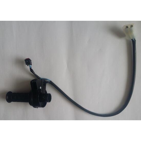Motor gázkar vezetékkel