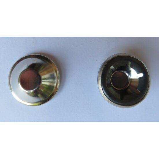 záró kupak 11,5 mm
