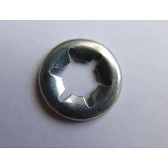 záró gyűrű 6 mm