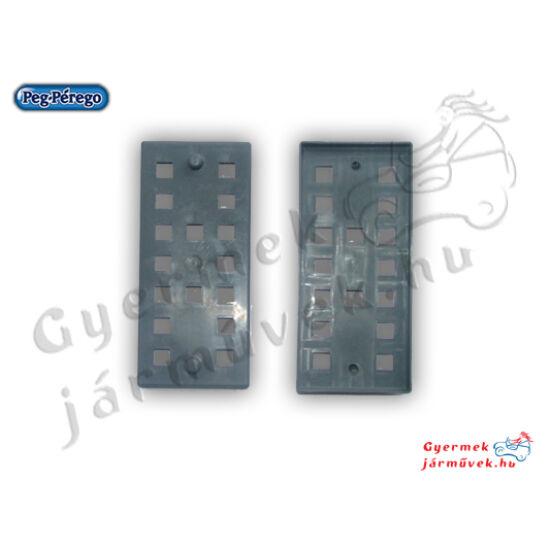 12V 7Ah akkumulátor tartó