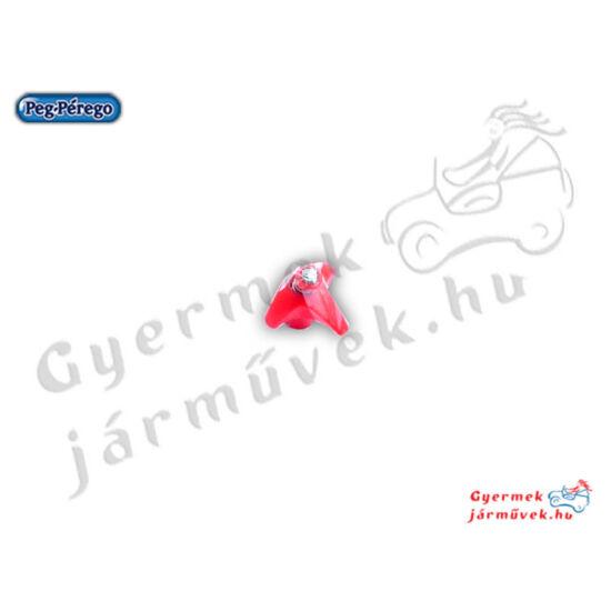 Gaucho motorháztető leszorító piros