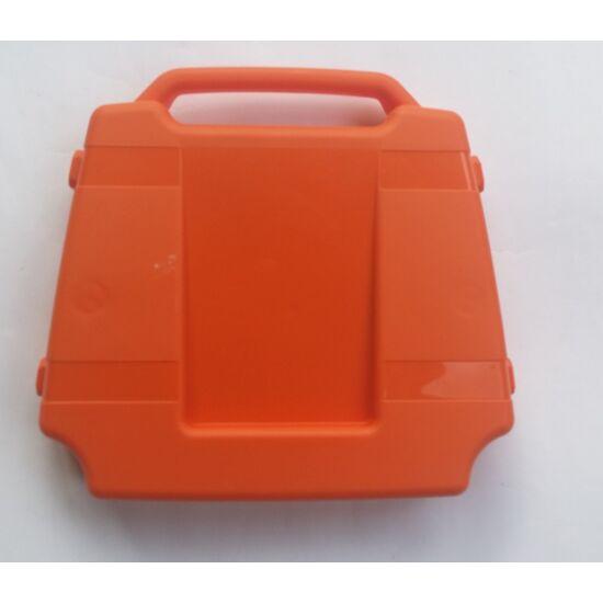 Gaucho szerszámos doboz narancssárga