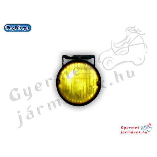 Gaucho első lökhárító sárga lámpa