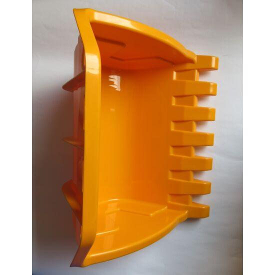 Deere Construction markoló kanál narancssárga