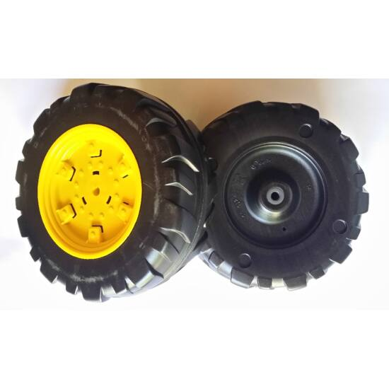 J.D. traktor első kerék jobbos / db