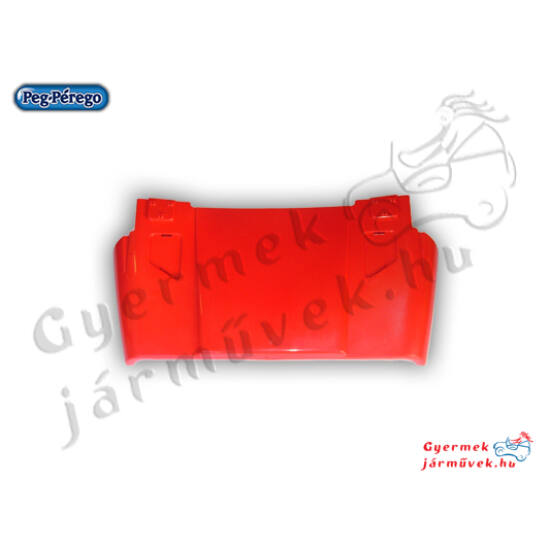 Ranger motorháztető piros