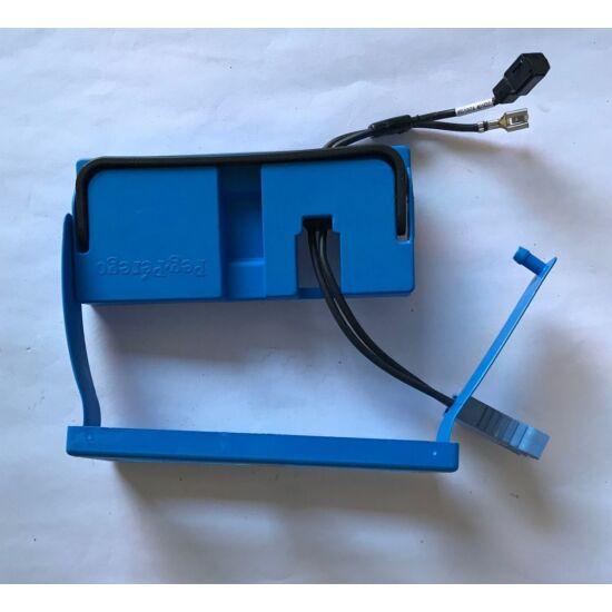 Akkumulátor 12V 7Ah  komplett borítás vezetékkel használt