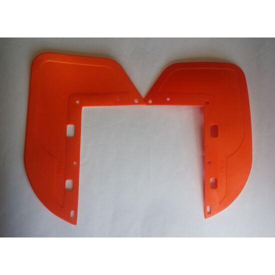 Corral narancssárga sárvédő jobbos-balos