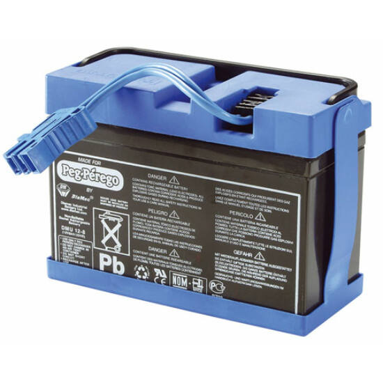 Akkumulátor 12V 8Ah