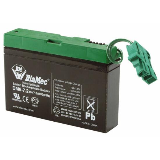 Akkumulátor 6V 8Ah