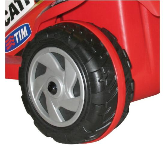 Mini Ducati kerék védő gumi szalag