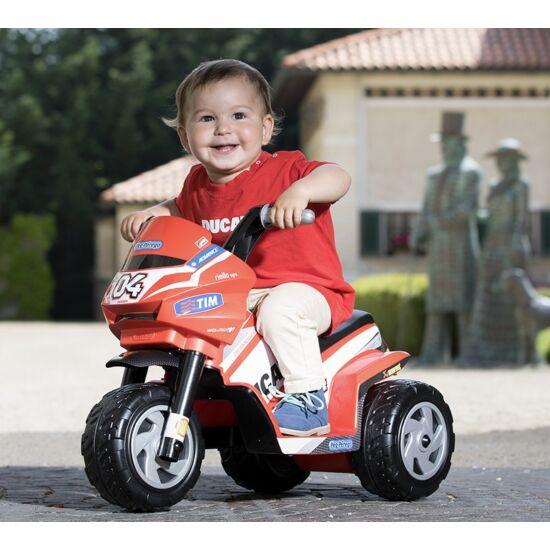 Mini Ducati  6V- elektromos gyermekmotor