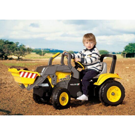 Maxi Excavator -  pedálos traktor