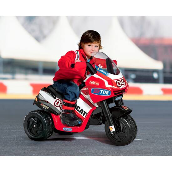 Ducati Desmosedici  6V - elektromos gyermekmotor