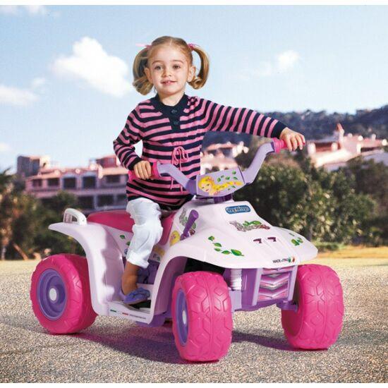 Quad Princess 6V  - elektromos gyermekquad