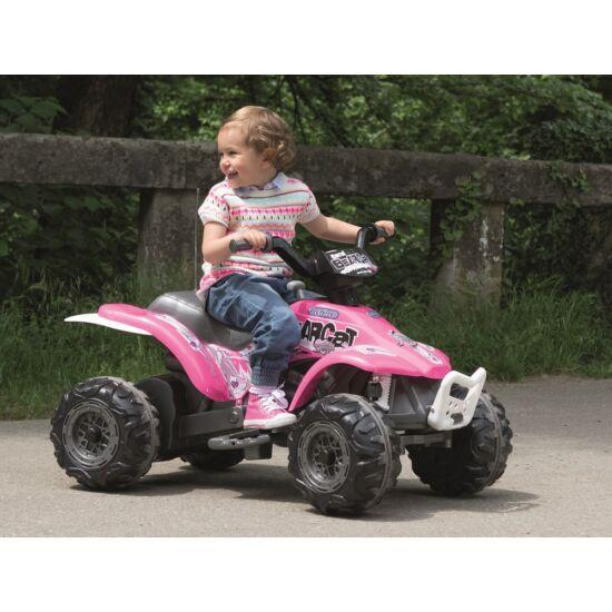 Corral Bearcat  Pink 6V   - elektromos gyermekquad
