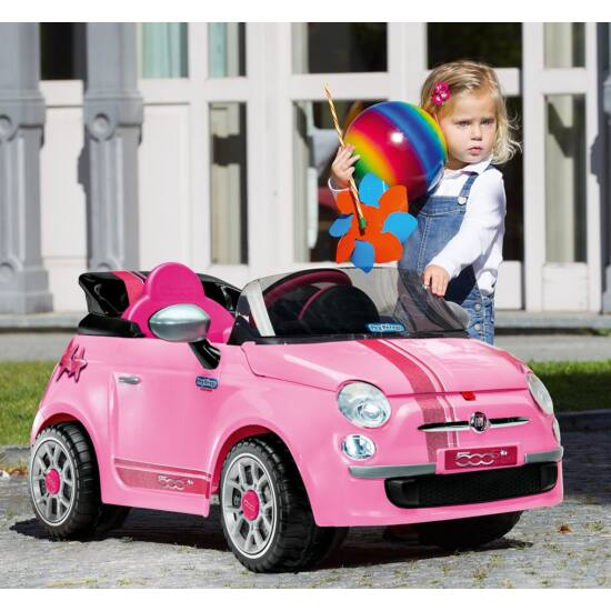 Fiat 500 Pink 6V