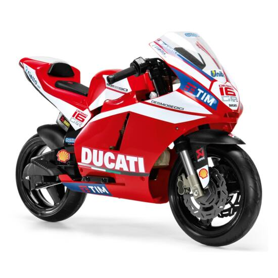 Ducati GP 2017  12V - elektromos gyermekmotor + ingyenes kiszállítás