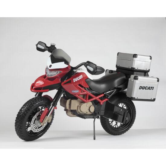 Ducati Enduro 12V  - elektromos motor + ingyenes házhoz szállítás