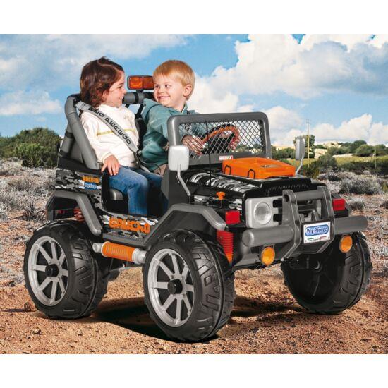 Gaucho Rockin  12V - elektromos gyermekautó+ ingyenes kiszállítás