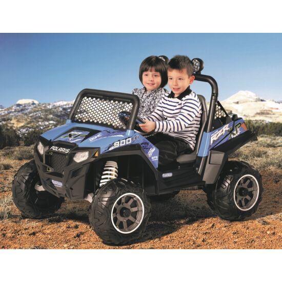 Polaris Ranger  900 Blue 12V  - elektromos gyermekhomokfutó + ingyenes kiszállítás