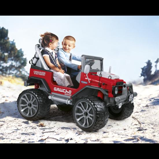 Gaucho Grande  12V - elektromos gyermekautó+ ingyenes kiszállítás