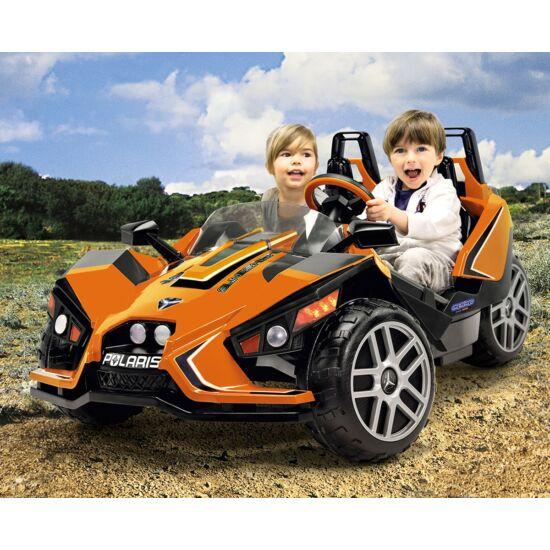 Polaris Slingshot 12V  - elektromos gyermekautó + ingyenes kiszállítás
