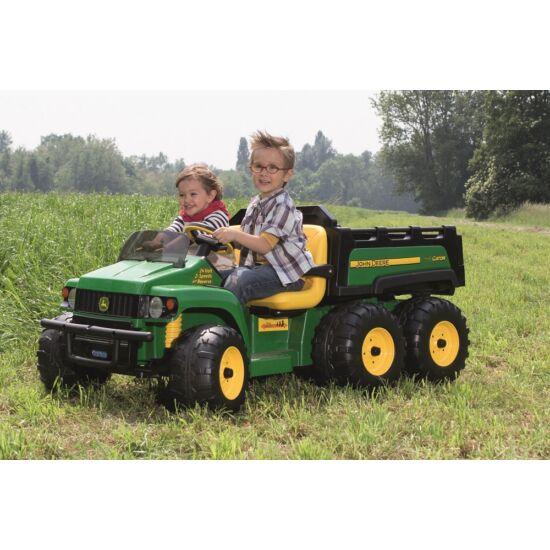 John Deere Gator HPX 6 x 4 24V  - elektromos gyermekjármű + ingyenes kiszállítás