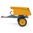 Deere Construction Trailer - utánfutó