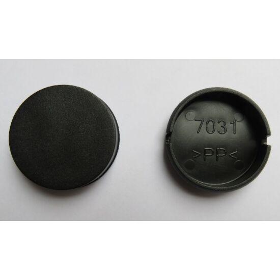 Pliko kerék kupak fekete 7031 / db.