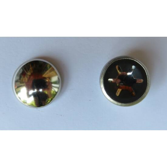 záró kupak 6 mm