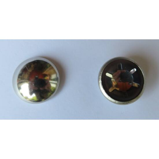 záró kupak 8 mm
