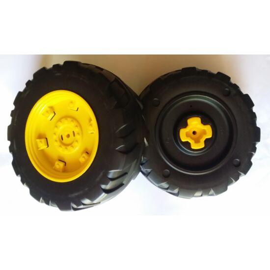 J.D. traktor hátsó kerék  balos / db