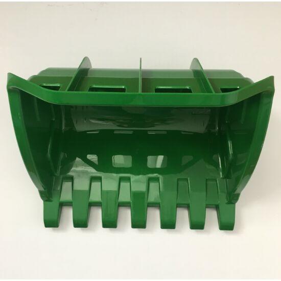 John Deere Ground Loader markolókanál-zöld