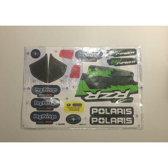 Polaris  RZR 24V matricaszett