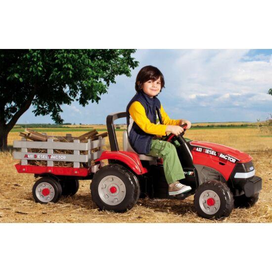 Maxi Diesel Traktor - pedálos traktor